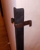 Защитная накладка на угол стены.