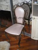 Кованая мебель. Кованный стул.