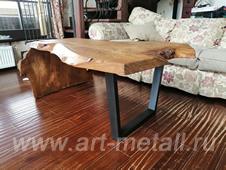Металлическое основание  стола