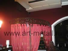 Кованая мебель для кафе, ресторана.