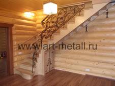 Дубовая лестница.