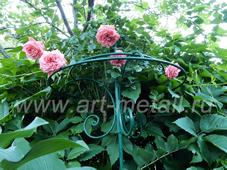 Опора под штамбовую розу